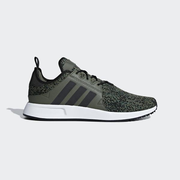 Sapatos X PLR Base Green   Core Black   Ftwr White B37932 0a20a2bf21d38