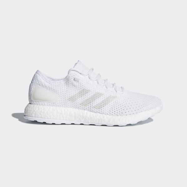 3eb35268eb027 Pureboost Clima Shoes Cloud White   Grey One   Crystal White BY8897