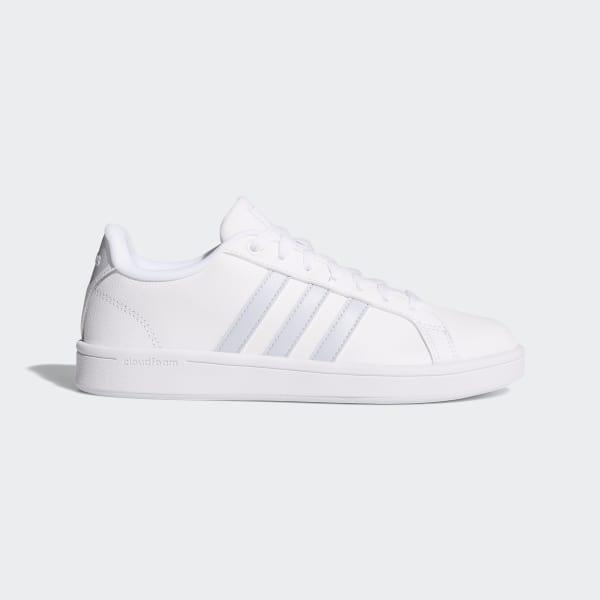 20711f1816f7 adidas Cloudfoam Advantage Shoes - White