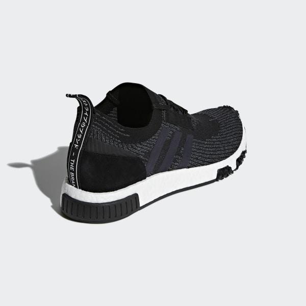 49a56e8bf NMD Racer Primeknit Shoes Core Black   Grey Five   Ftwr White AQ0949