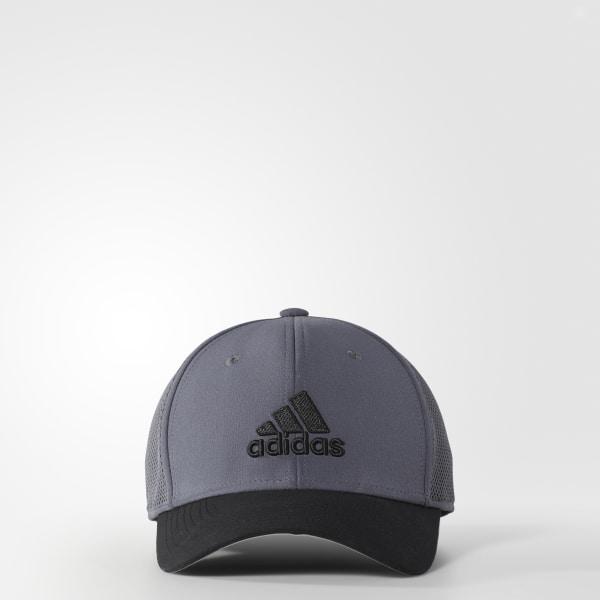 adidas adizero Scrimmage Hat - Grey  5e1d99f377a