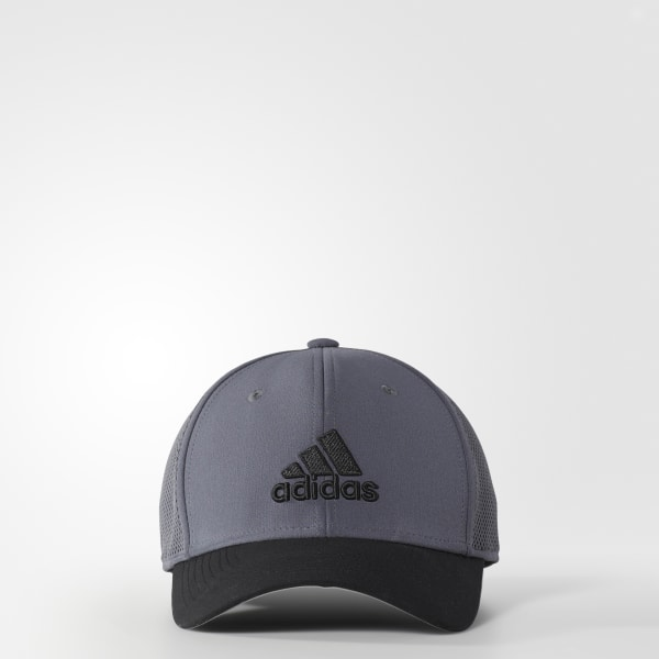 08a9436ff70 adidas adizero Scrimmage Hat - Grey