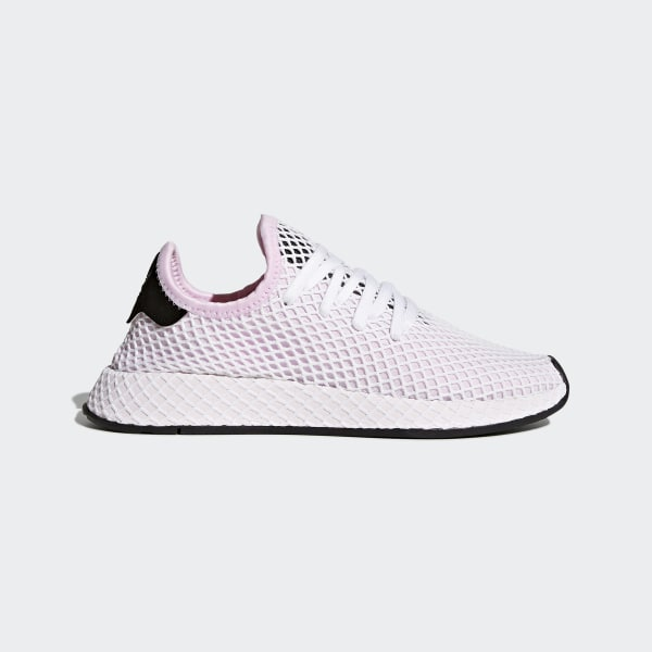 de9c07e9eac69 adidas Deerupt Runner Shoes - Pink
