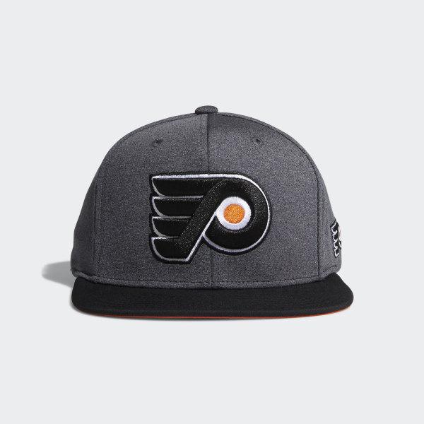 adidas Flyers Snapback Heathered Grey Hat - Multicolor  1b9380a4b1e