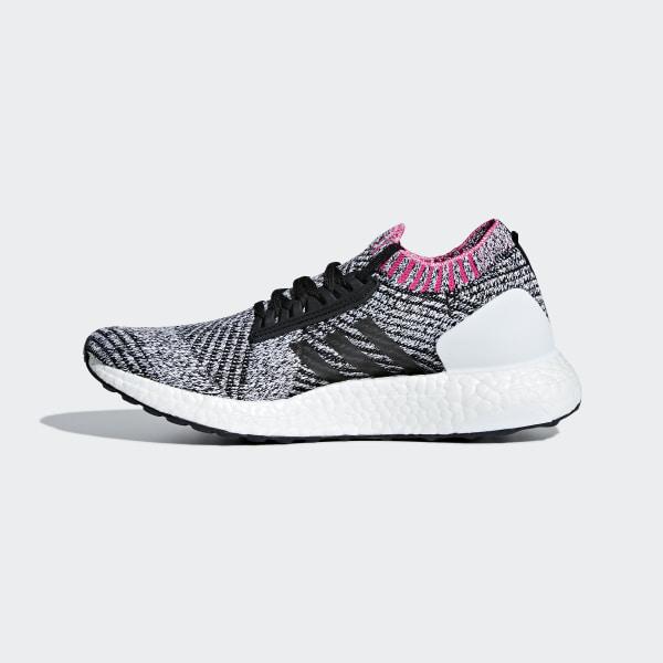 4cd66b4a322 Ultraboost X Shoes Cloud White   Core Black   Shock Pink BB6524