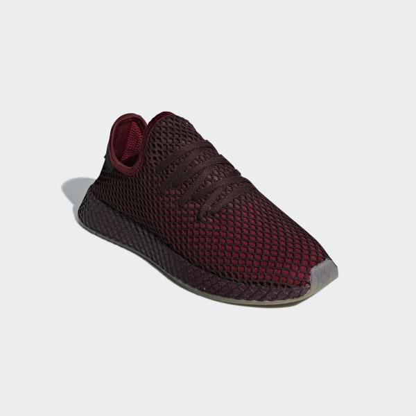 560af292058f8 Deerupt Runner Shoes Collegiate Burgundy   Collegiate Burgundy   Ash Green  B41773