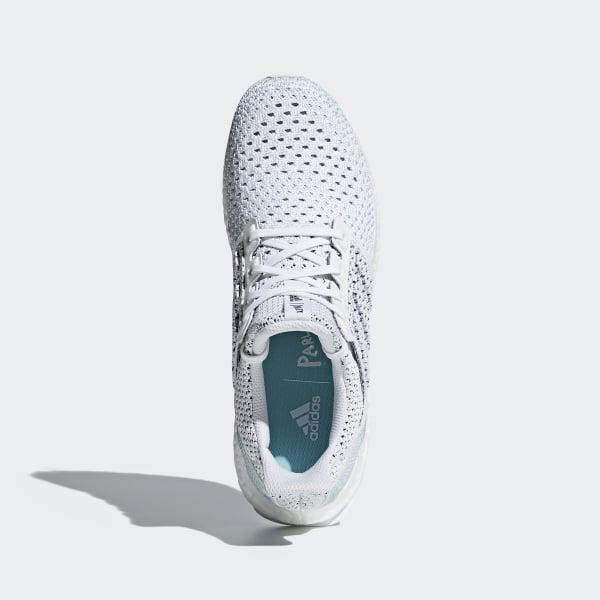 1d74ef66b26dd Ultraboost Parley LTD Shoes Cloud White   Cloud White   Blue Spirit BB7076