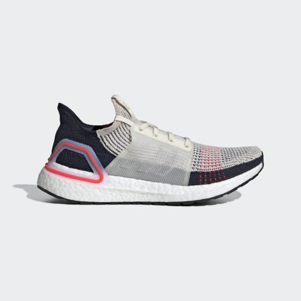 size 40 20446 f7df6 Zapatilla Ultraboost 19 Clear Brown   Chalk White   Ftwr White B37705