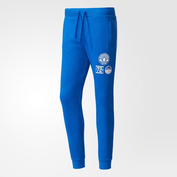 Inicio   Mujer   Ropa   Pantalón Cuffed Track. Pantalón Cuffed Track BLUE  BK5826 d39184ad0fea