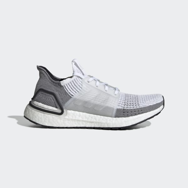 premium selection 480f0 2d091 Chaussure Ultraboost 19 Ftwr White  Crystal White  Grey Two B75880