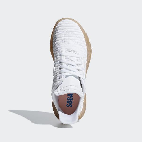 c5ffbac5dae2bf Sobakov Shoes Cloud White   Cloud White   Gum BB7666