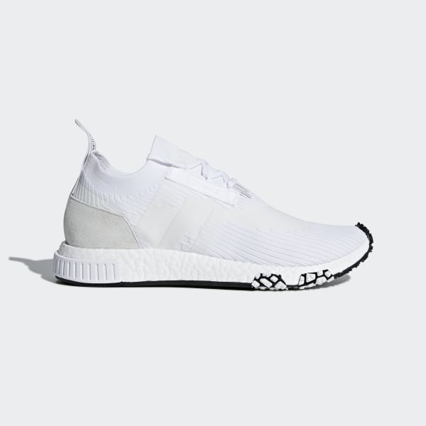 a2221a22d NMD Racer Primeknit Shoes Cloud White   Cloud White   Cloud White B37639