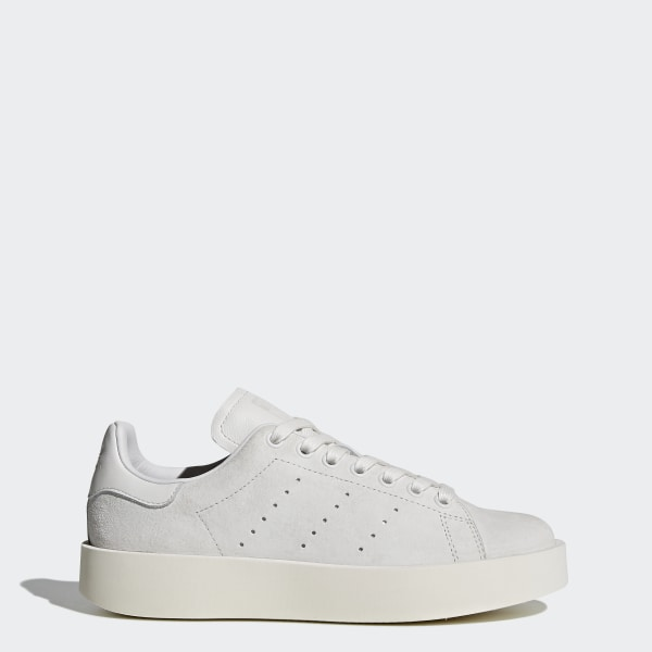 a039853d6d4 Zapatillas Stan Smith Bold CRYSTAL WHITE S16 CRYSTAL WHITE S16 OFF WHITE  CG3776