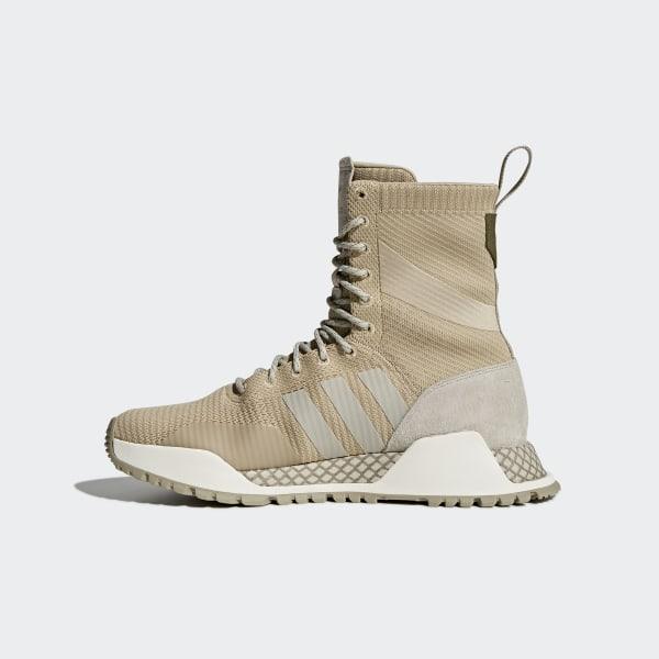 F 1.3 Primeknit Boots Beige Sesame Raw Gold White Tint CQ2426 64ebeeae1