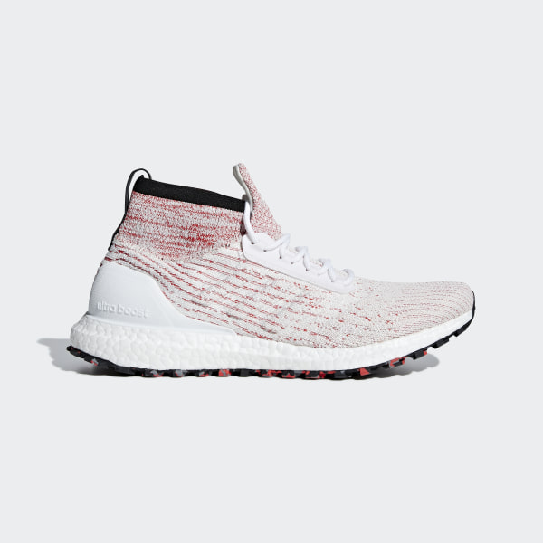 c9696fdd7087 Ultraboost All Terrain Shoes Chalk White   Cloud White   Grey Four B37699