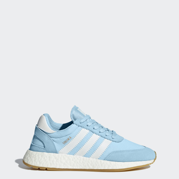 18b25bf0a4154 Tenis I-5923 Mujer ICEY BLUE F17 FTWR WHITE GUM 3 BY9097
