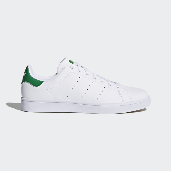 743825be9bd Tênis Stan Smith Vulc FTWR WHITE FTWR WHITE GREEN B49618