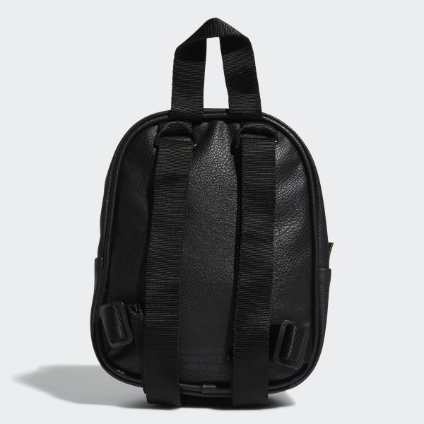 313c43749341 adidas Faux Leather Mini Backpack - Black