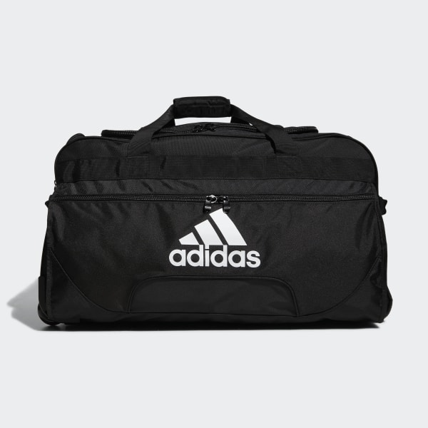 d48742f9940d adidas Wheeled Team Bag - Black