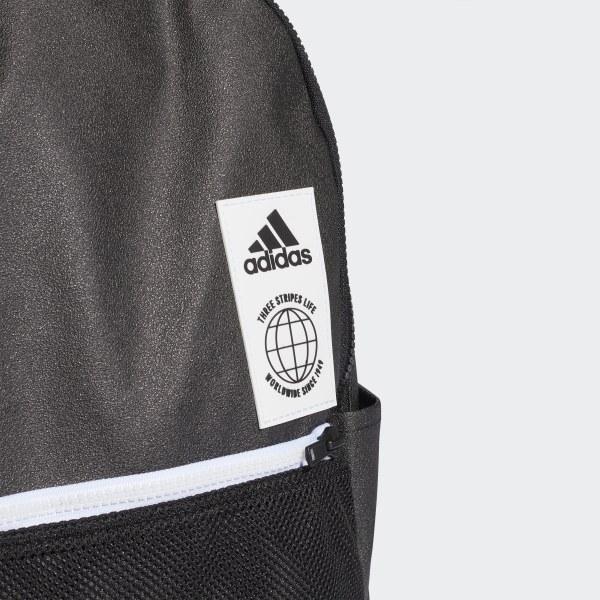 44b4f5967ec6 Classic Urban Backpack Grey   Black   White DT2605