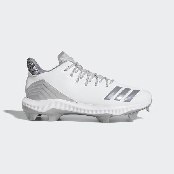 5735c24f1 Icon Bounce TPU Cleats Cloud White   Grey Three   Grey Two AQ0138
