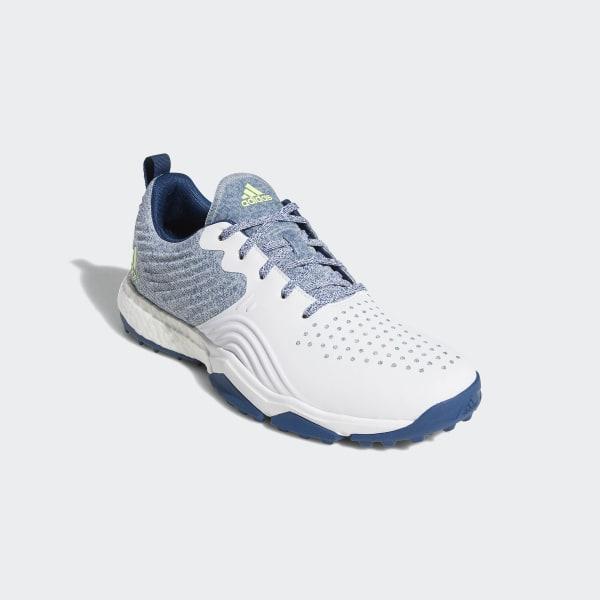 Adipower 4orged S Shoes Legend Marine   Cloud White   Hi-Res Yellow BB7863 97b6a1dda