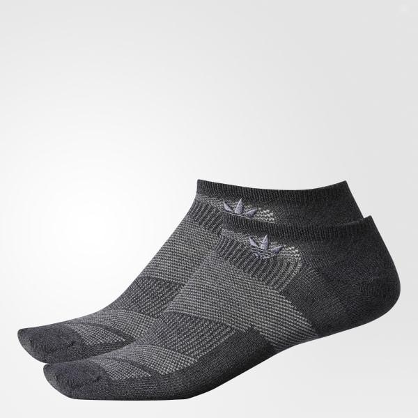 b9e1744eb501d8 adidas Cushioned Crew Socks 3 Pairs - Black