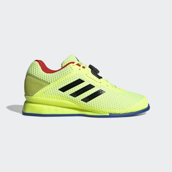 c75050721f24 Leistung 16 II Boa Shoes Hi-Res Yellow   Core Black   Blue F35791