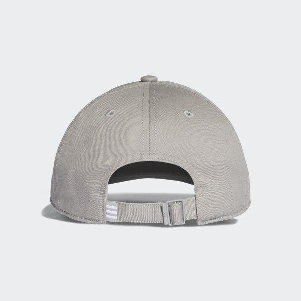 Trefoil Classic Cap Medium Grey Heather BK7282 014717e048c8