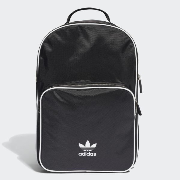 adidas Classic Backpack - Black  d471200112dc5
