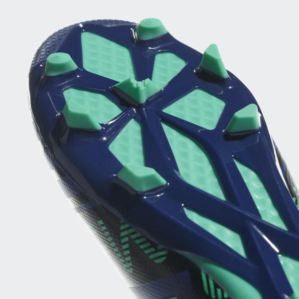 f6ab745de062 Nemeziz Messi 17.3 Firm Ground Boots Unity Ink   Hi-Res Green   Core Black