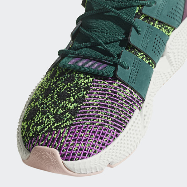 pretty nice b26f9 882fe Dragonball Z Prophere Shoes Base Green  Shock Purple  Supplier Colour  D97053