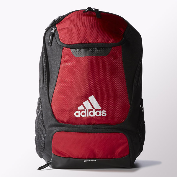 d34865483969 Stadium Team Backpack Power Red H77650
