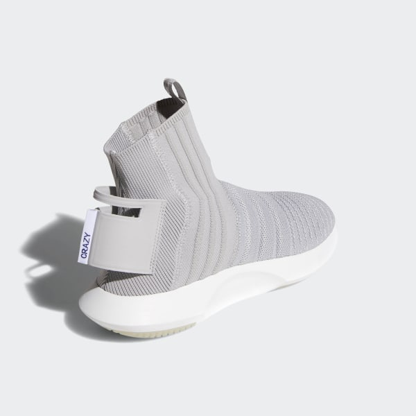 size 40 e46d9 e6ee9 Crazy 1 Sock ADV Primeknit Shoes Grey TwoGrey TwoReal Purple CQ0984