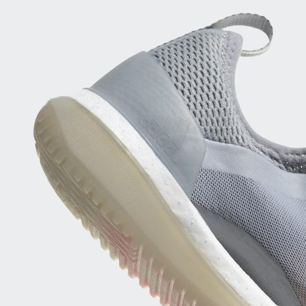 5b11f9fb1 Pureboost X TR 3.0 Shoes Glow Orange   Eggshell Grey   Cloud White BB6244