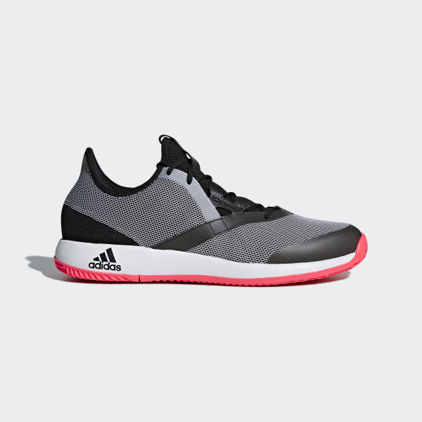 save off 8a37f 178a9 adizero Defiant Bounce Shoes Core Black  Cloud White  Flash Red AH2110