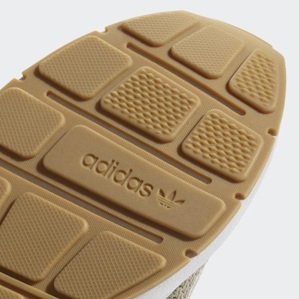 d11453e29 Swift Run Primeknit Shoes Red Gold   Off White   Cloud White CQ2890