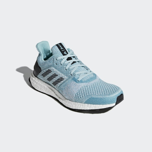 67b334f5388b7 Ultraboost ST Parley Shoes Blue Spirit   Cloud White   Chalk Pearl AC8207