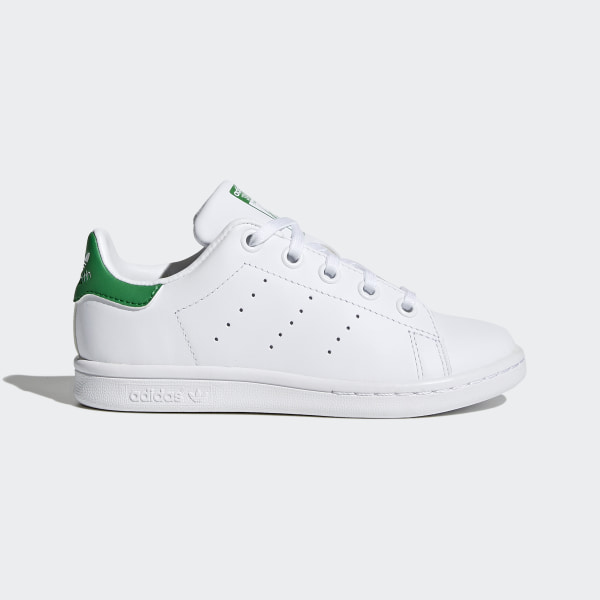 wholesale dealer b94b6 ebf2a Scarpe Stan Smith Footwear White Green BA8375