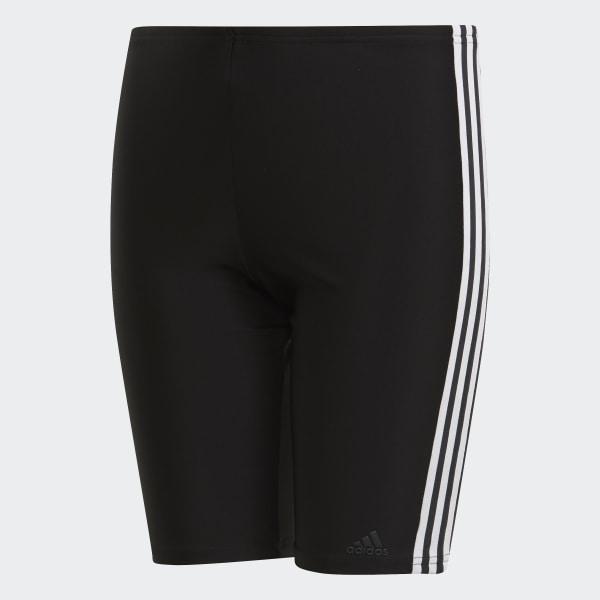 Plavky 3-Stripes Black   White DP7550 5434c4ff0e4