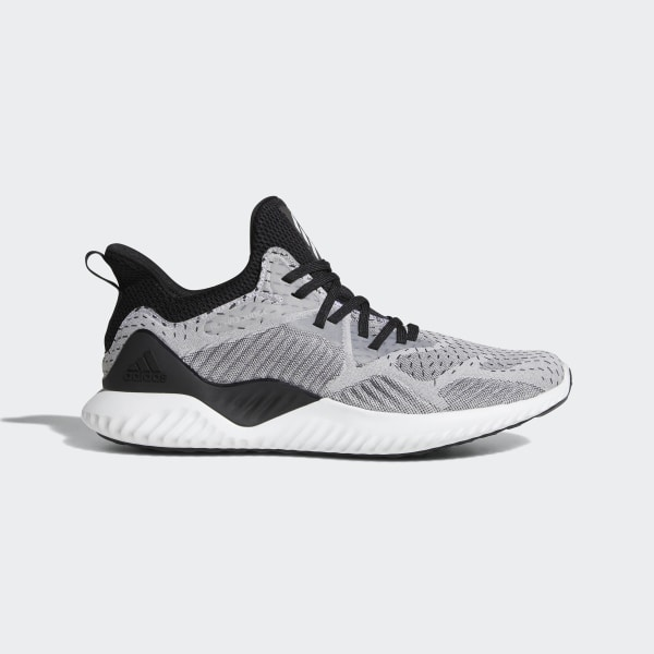 the latest ba9b0 547c3 Tenis Alphabounce Beyond Hombre FTWR WHITEFTWR WHITECORE BLACK DB1126