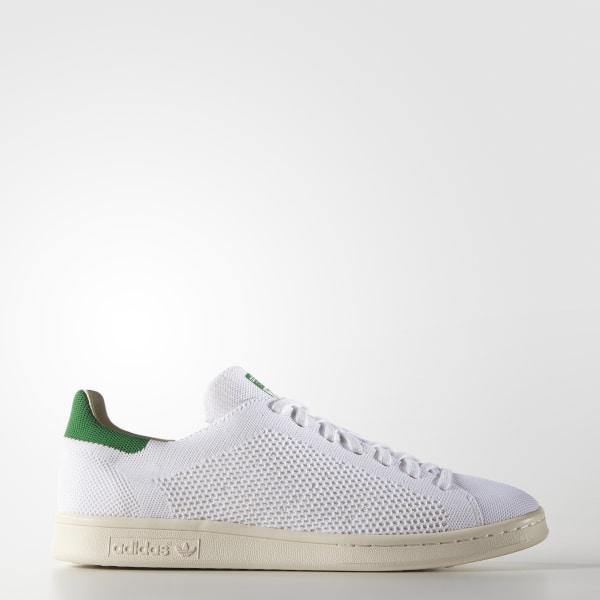 adidas Men s Stan Smith Primeknit Shoes - White  6a6654002