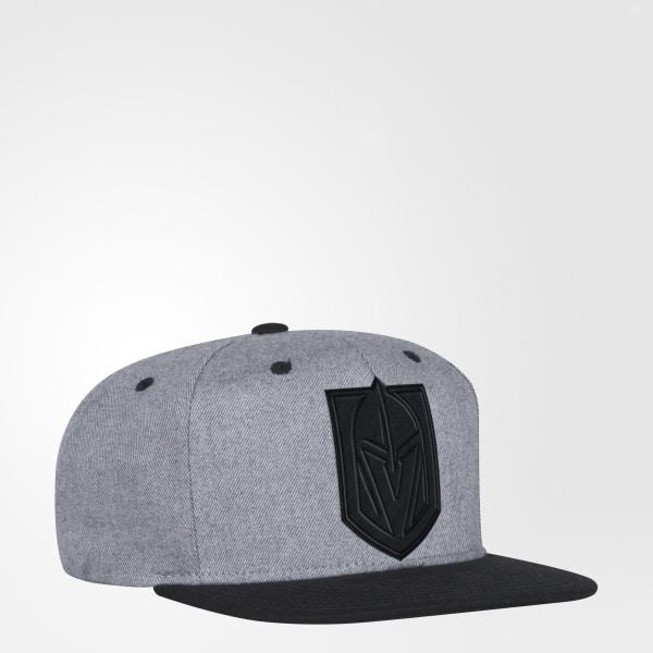 adidas Golden Knights Two-Tone Snapback Hat - Multicolor  781b4fbb0b8
