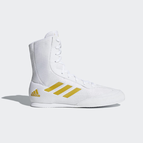 the best attitude d4dae 14508 Box Hog Plus Shoes Ftwr WhiteMatte GoldFtwr White DA9899