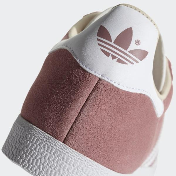 Gazelle Shoes Ash Pearl Ftwr White Linen CQ2186 1356a0e96