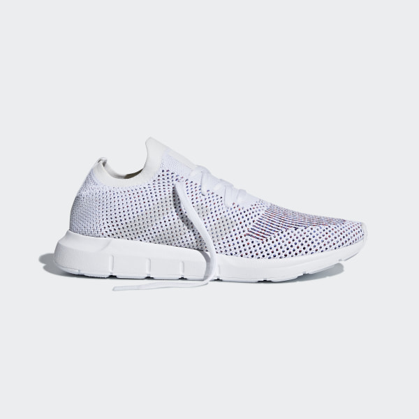 22679ae97 Swift Run Primeknit Shoes Cloud White   Grey One   Medium Grey Heather  CQ2895