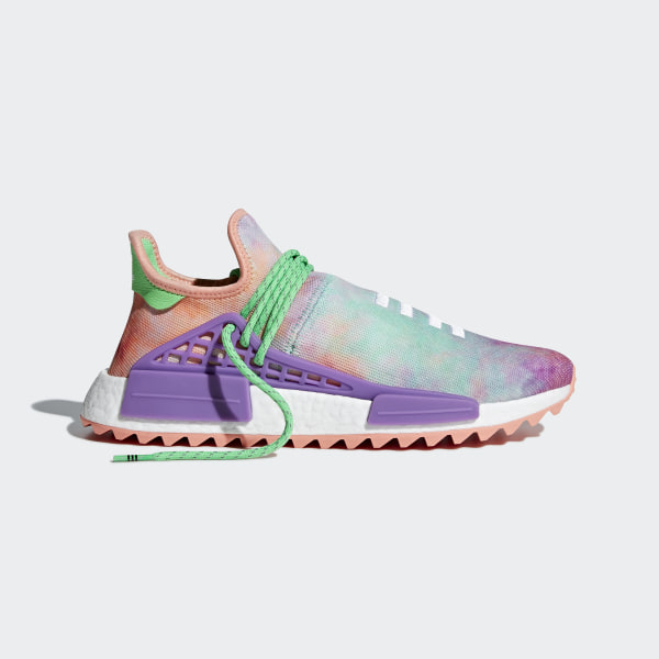 6a704a4b0921d Pharrell Williams Hu Holi NMD MC Shoes Chalk Coral   Supplier Colour    Supplier Colour AC7034