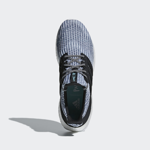 Ultraboost Parley Shoes Cloud White / Carbon / Blue Spirit BC0248