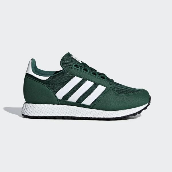 Forest Grove Shoes Collegiate Green   Ftwr White   Collegiate Green CG6797 23eb8e81811