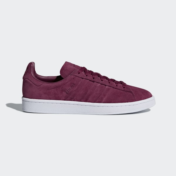 54de8e40ae46 Campus Stitch and Turn Shoes Mystery Ruby   Mystery Ruby   Cloud White  CQ2472
